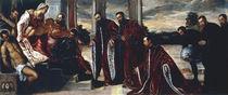 Tintoretto, Schatzmeistermadonna by AKG  Images