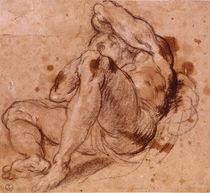 Tintoretto/ Aktstudie von AKG  Images