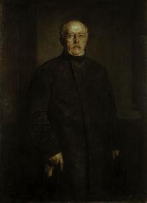 Bismarck / Lenbach 1888 von AKG  Images