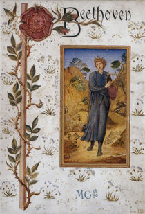E.Burne-Jones, Orpheus by AKG  Images