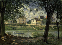Sisley/ Villeneuve-la-Garenne/ 1872 by AKG  Images