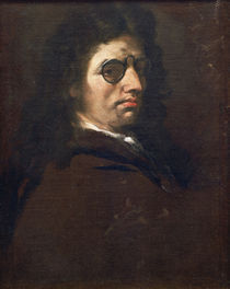 Luca Giordano, Selbstbildnis by AKG  Images