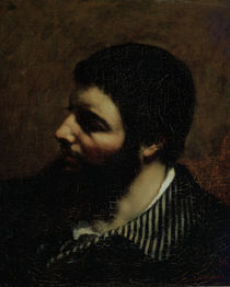 Gustave Courbet, Selbstbildnis 1854 by AKG  Images