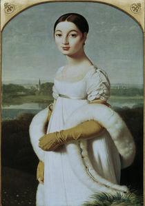 J.A.D.Ingres, Mlle Caroline Riviere by AKG  Images