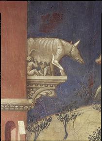 A.Lorenzetti, Aschius und Senius von AKG  Images