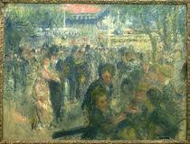 A.Renoir, Moulin de la Galette (Studie) von AKG  Images