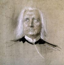 Franz Liszt / Lenbach by AKG  Images