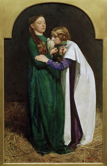 J.E.Millais, The Return of the Dove by AKG  Images