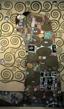 Gustav Klimt, Die Erfuellung/1905-9 von AKG  Images