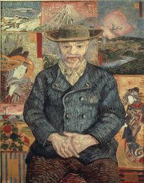 Van Gogh/Bildnis Pere Tanguy/Herbst 1887 von AKG  Images