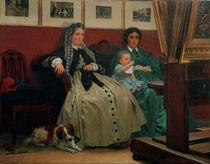L.Alma-Tadema, Mein Atelier von AKG  Images