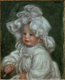 A.Renoir, Bildnis Claude Renoir von AKG  Images