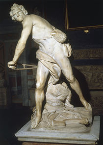 Bernini, David by AKG  Images