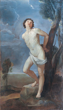 Guido Reni, Hl.Sebastian by AKG  Images