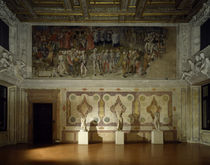 Mantua, Pal.Ducale, Sala dei Capitani by AKG  Images