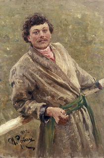 Ilja Repin, Belorusse / 1892 by AKG  Images