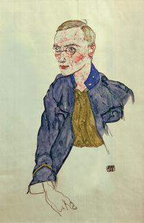Egon Schiele, Einj.freiwill.Gefreiter by AKG  Images