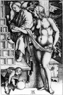A.Duerer, Der Traum by AKG  Images