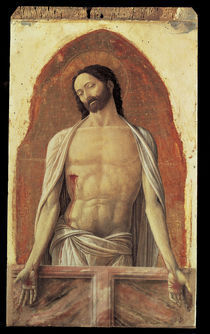 A.Mantegna, Beweinung, Christus by AKG  Images