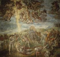 Michelangelo, Bekehrung Sauli by AKG  Images