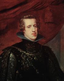 Philipp IV. von Spanien / Rubens by AKG  Images