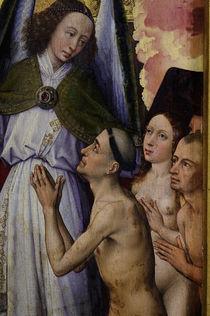 R.van der Weyden, Paradiespforte by AKG  Images