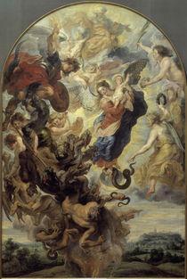 P.P. Rubens, Das apokalyptische Weib by AKG  Images