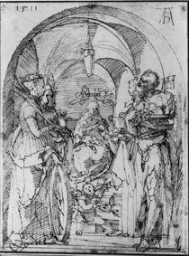 A.Duerer, Maria mit Kind u.Heiligen von AKG  Images