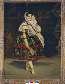 Manet, Lola de Valence / 1862 by AKG  Images