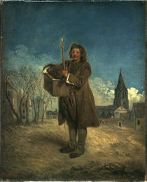 Watteau, Savoyarde mit Murmeltier by AKG  Images