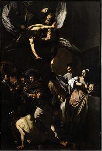 Caravaggio, Werke der Barmherzigk. von AKG  Images