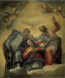 Paolo Veronese, Kroenung Mariae von AKG  Images