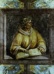 Ovid/Idealbildnis/Fresko/Signorelli 1500 by AKG  Images