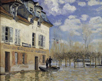 A.Sisley, Ueberschwwemmung Port-Marly by AKG  Images