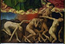 R.van der Weyden, Hoellensturz von AKG  Images