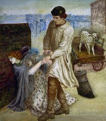 D.G.Rossetti, Gefunden von AKG  Images