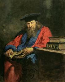 D.I.Mendelejew / Aquarell v. Repin von AKG  Images