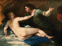 L.Giordano, Lucretia u.Sextus Tarquinius by AKG  Images