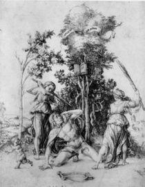 A.Duerer, Der Tod des Orpheus von AKG  Images