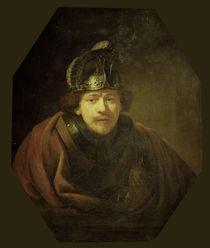 Rembrandt, Selbstbildnis, Kassel by AKG  Images