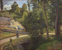 C.Pissarro, Der Steinbruch, Pontoise by AKG  Images