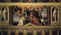 Veronese/ Allegorie Schlacht Lepanto by AKG  Images