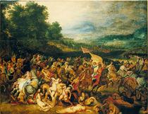 Rubens, Amazonenschlacht von AKG  Images