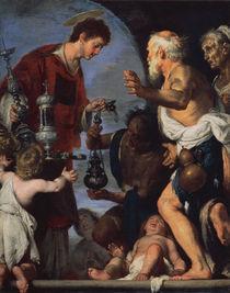 P.P.Rubens, Martyrium des Hl.Livinus von AKG  Images