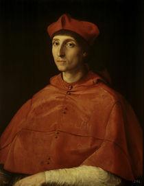 Raffael, Bildnis eines Kardinals by AKG  Images