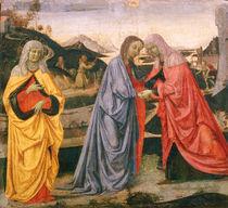 Perugino, Heimsuchung von AKG  Images