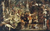 Tintoretto, Marter der Zehntausend von AKG  Images
