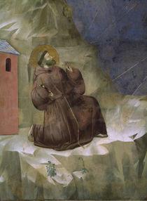 Giotto, Stigmatisation Hl.Franziskus von AKG  Images