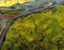 V.v.Gogh, Saatfeld bei Sonnenaufgang von AKG  Images