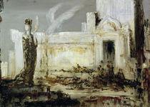 G.Moreau, Helena am Skaeischen Tor von AKG  Images